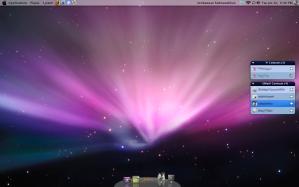 My Leopard-Like Desktop